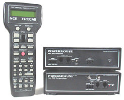 NCE PH-10 Powerhouse Pro - 10 Amp system, LIST PRICE $649.95