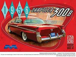 Moebius 1956 Chrysler 300B 1:25, LIST PRICE $30