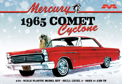 Moebius 1965 MERCURY COMET CYCLONE, LIST PRICE $32.5