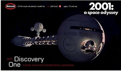 Moebius 2001 Discovery, LIST PRICE $199.99