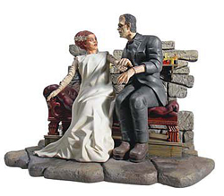 Moebius BRIDE & MONSTER Finished, LIST PRICE $329.99