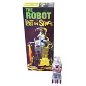 Moebius 1/25 The Robot Model Kit, LIST PRICE $14.99
