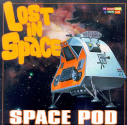 Moebius 1:24 Lost in Space Space Pod, LIST PRICE $39.99