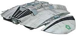 Moebius Bsg Original Cylon Raider, LIST PRICE $50