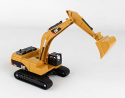 Model Power Planes Cat Escavator 1:100, LIST PRICE $22