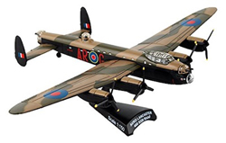Model Power Planes Avro Lancaster G Raaf 1:200, LIST PRICE $30