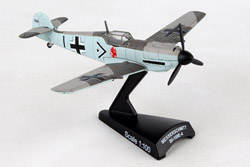 Model Power Planes BF109 Adolf Galland 1:87, LIST PRICE $23