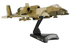 Model Power Planes A-10 WARTHOG PEANUT 1:100 , LIST PRICE $15.98