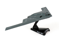 Model Power Planes B-2 STEALTH BOMBER 1:100 , LIST PRICE $22