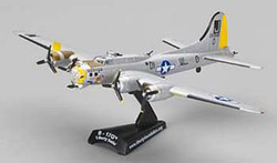 Model Power Planes B-17G LIBERTY BELL 1:100 , LIST PRICE $23