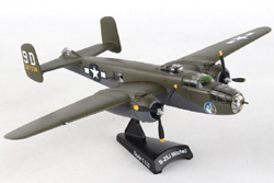 Model Power Planes B-25J Mitchell Brief'gTime:100, LIST PRICE $33