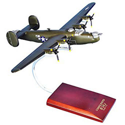 Model Power Planes B-24J Liberator MDB 1:163, LIST PRICE $32