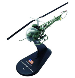 Model Power Planes BELL G-47 MASH HELICOPTER :100, LIST PRICE $18.98