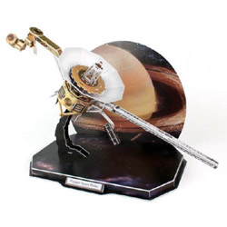 Model Power Planes Voyager Space Probe 3D Puz 71p, LIST PRICE $17.5