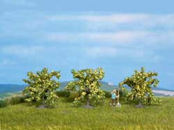 "Noch A Lemon Trees -- 1-9/16""  4cm Tall pkg(3), LIST PRICE $14.99"