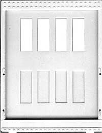 New England Rail Service HO Baggage door/frame    8/, LIST PRICE $5.95