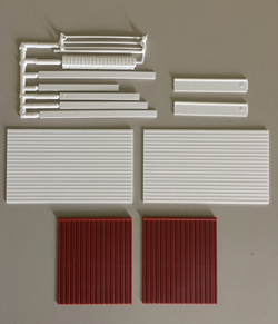 Pikestuff HO Extension Kit (Red) , LIST PRICE $6.5