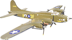 Osborn Models B17F Memphis Belle 1:66, LIST PRICE $39.99