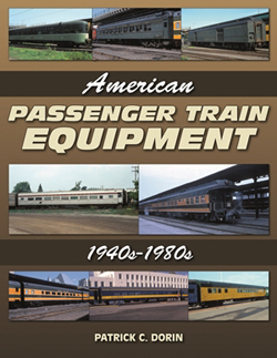 QUARTO PUBLISHING GROUP USA Amer Pass Train Equipment, DUE TBA, LIST PRICE $34.95