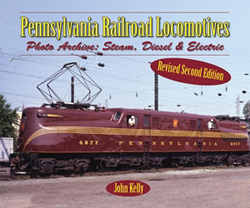 QUARTO PUBLISHING GROUP USA Pennsylvania RR Locomotives SC 126 pgs, LIST PRICE $36.95