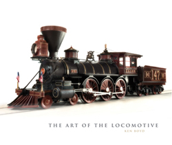 QUARTO PUBLISHING GROUP USA The Art of the Locomotive HC 192 pgs, LIST PRICE $50