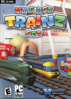 P I Engineering A Software - Windows XP SP3, Vista or 7 -- My First Trainz S, LIST PRICE $19.95