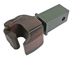 P I Engineering Knuckle Coupler Hitch Cover, LIST PRICE $19.95