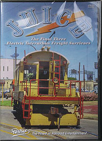 Pentrex A Juice, the Final Three Electric Interurban Freight Survivo, LIST PRICE $29.95