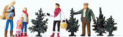 Preiser Christmas Tree Sales, LIST PRICE $22.99