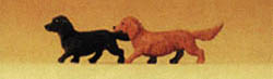 Preiser Dachshound             2/, LIST PRICE $9.99