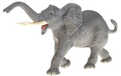 Preiser African elephant, LIST PRICE $89.99