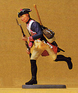 Preiser Pr musketeer 1:24, LIST PRICE $39.99