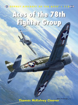 Osprey Publishing Aces of The 78th Fighter Group, LIST PRICE $22.95