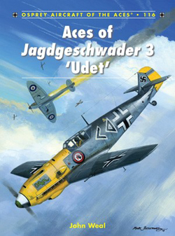 Osprey Publishing Aces of Jagdgeschwader 3 Udet, LIST PRICE $22.95