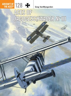 Osprey Publishing Aces of Jagdgeschwader Nr Iii, LIST PRICE $22.95