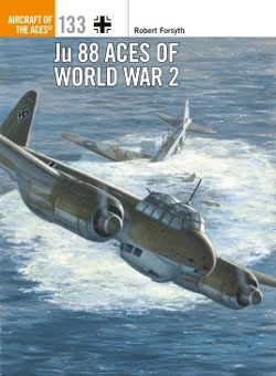 Osprey Publishing Ju 88 Aces of World War 2, LIST PRICE $24