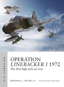 Osprey Publishing Operation Linebacker II 1972, LIST PRICE $24