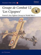 Osprey Publishing GROUPE de COMBAT 12 Les Cigogn, LIST PRICE $25.95