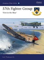 Osprey Publishing 57th FIGHTER GROUP, LIST PRICE $25.95