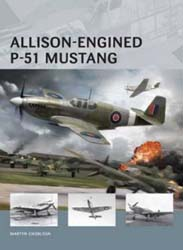 Osprey Publishing Allison-Engined P-51 Mustang, LIST PRICE $18.95