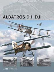 Osprey Publishing Albatross D.I-D.Ii, LIST PRICE $18.95