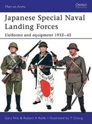Osprey Publishing JAPANESE SPECIAL NAVAL LANDING, LIST PRICE $17.95