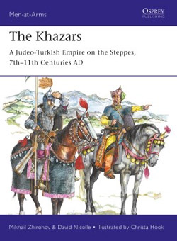 Osprey Publishing Khazars:Judeo-Turkish Empire, LIST PRICE $19