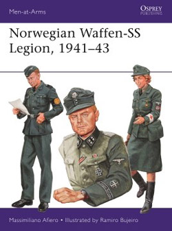 Osprey Publishing Norwegn Waffen-SS Legn1941-43, LIST PRICE $19