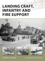 Osprey Publishing Landing Craft, Inf, & Fire Support, LIST PRICE $17.95