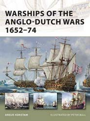 Osprey Publishing Warships Of Ango-Dutch War 1652-74, LIST PRICE $17.95