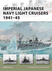 Osprey Publishing Imp Japanese Navy Lt Cruisers, LIST PRICE $17.95