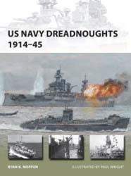 Osprey Publishing US NAVY DREADNOUGHTS 1914-45, LIST PRICE $17.95