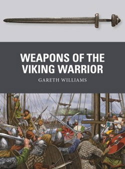 Osprey Publishing Weapons of the Viking Warrior, LIST PRICE $22