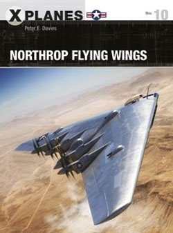 Osprey Publishing Northrop Flying Wings, LIST PRICE $22